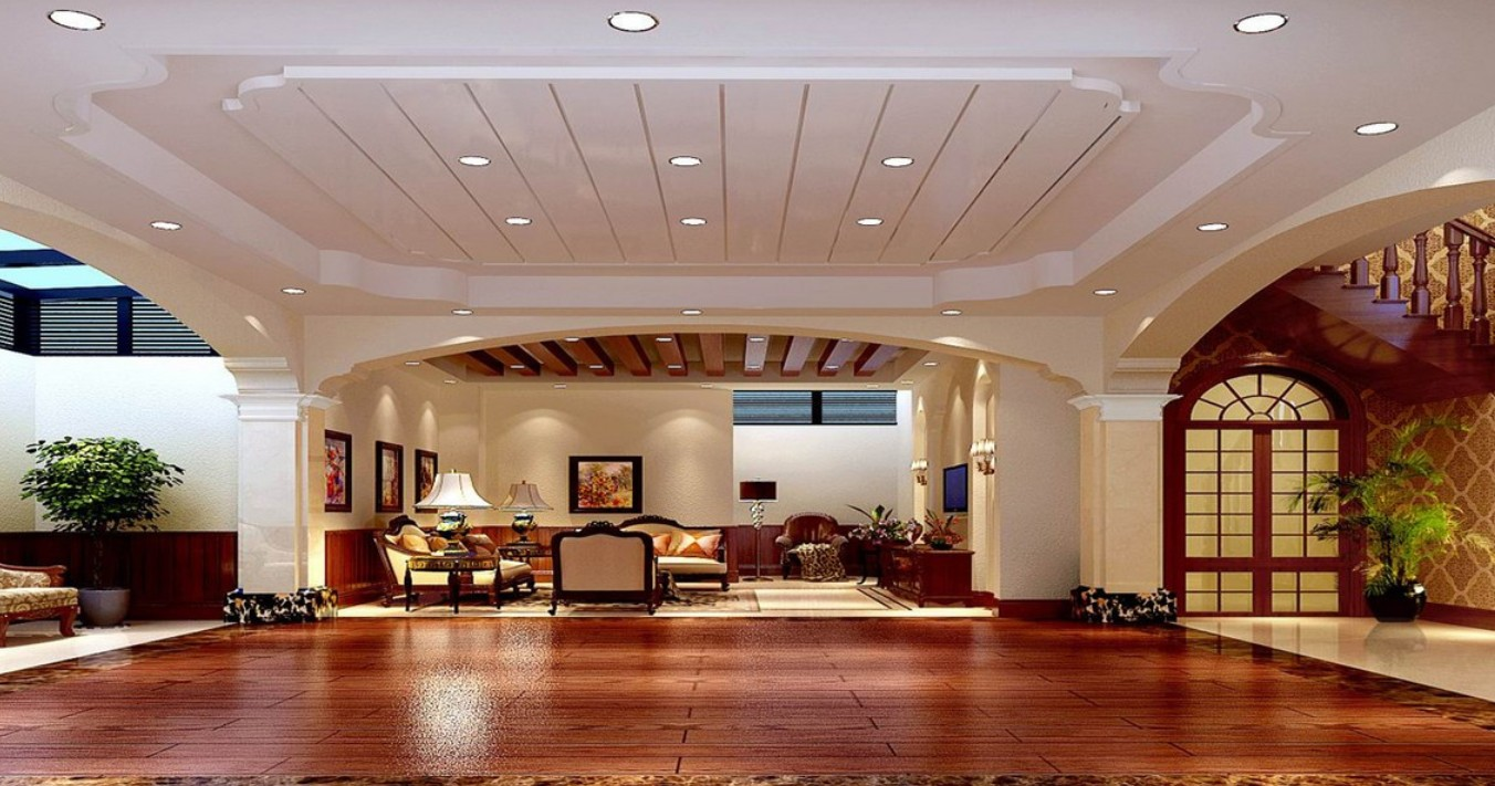 Modern ceiling design design on vine for Modern contemporary decor