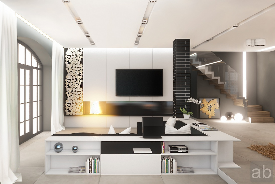modern living room designs with white colordesign on vine - White Modern Living Room