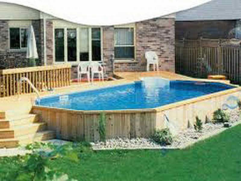 Above Ground Swimming Pools Installation Suyr