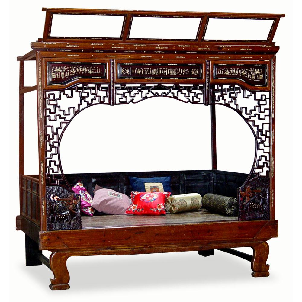 Asian furniture design xakr design on vine for Oriental sofa designs