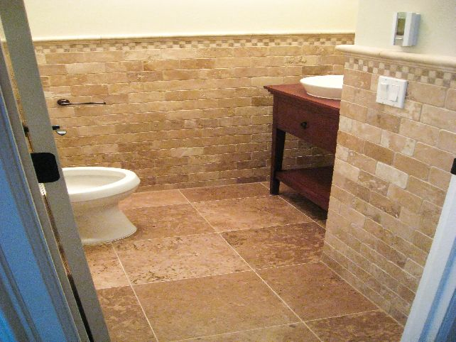 Bathroom Tile Ideas Traditional OfVe