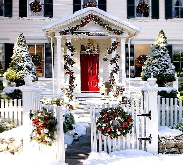 Christmas Outdoor Decorating Ideas XVNP