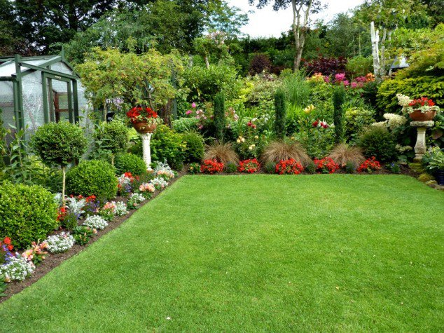 Exceptional Design Backyard Garden NzDk
