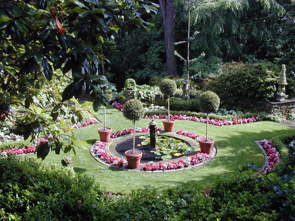 Delicieux English Garden Design SQFc