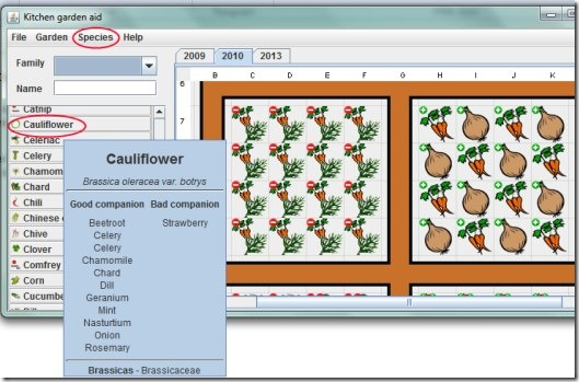 free vegetable garden design software PkUF Design On Vine