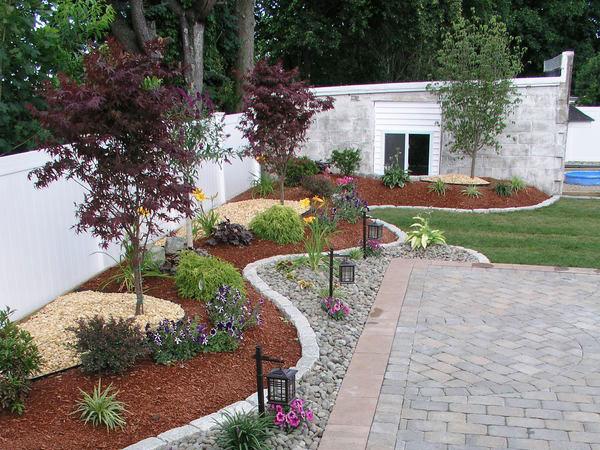Front Door Garden Design WUBM