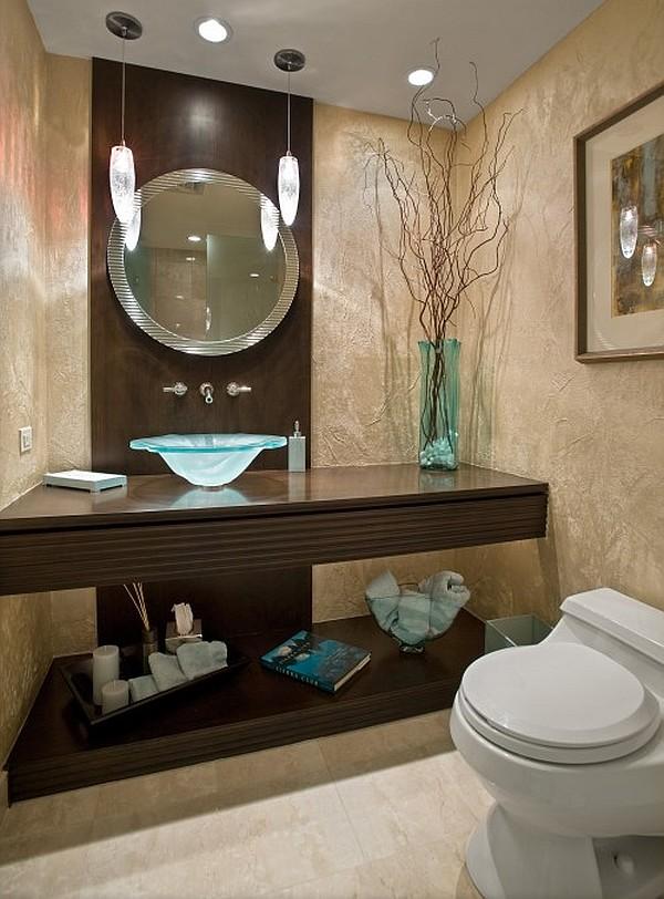 Attirant Guest Bathroom Ideas TbjU