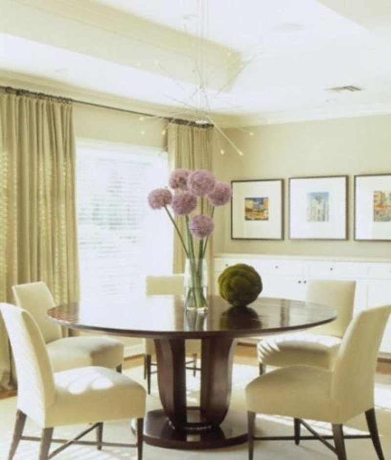 How To Decorate A Dining Room Wall Design On Vine