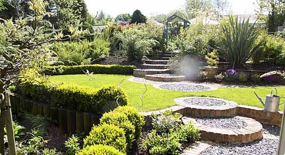 Garden Landscape Plan josaelcom