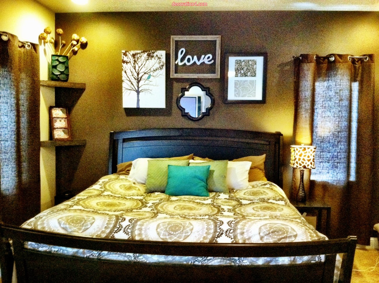 master-bedroom-decorating-ideas-photos-zRwG - Design On Vine