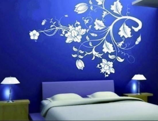 ModernbedroomwalldesignsLzFN Design On Vine Mesmerizing Bedroom Wall Design
