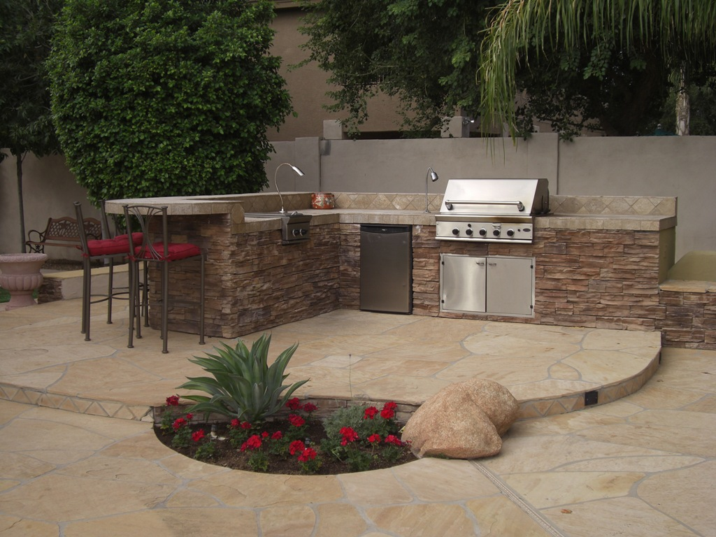 Outdoor Bbq Ideas MjHi