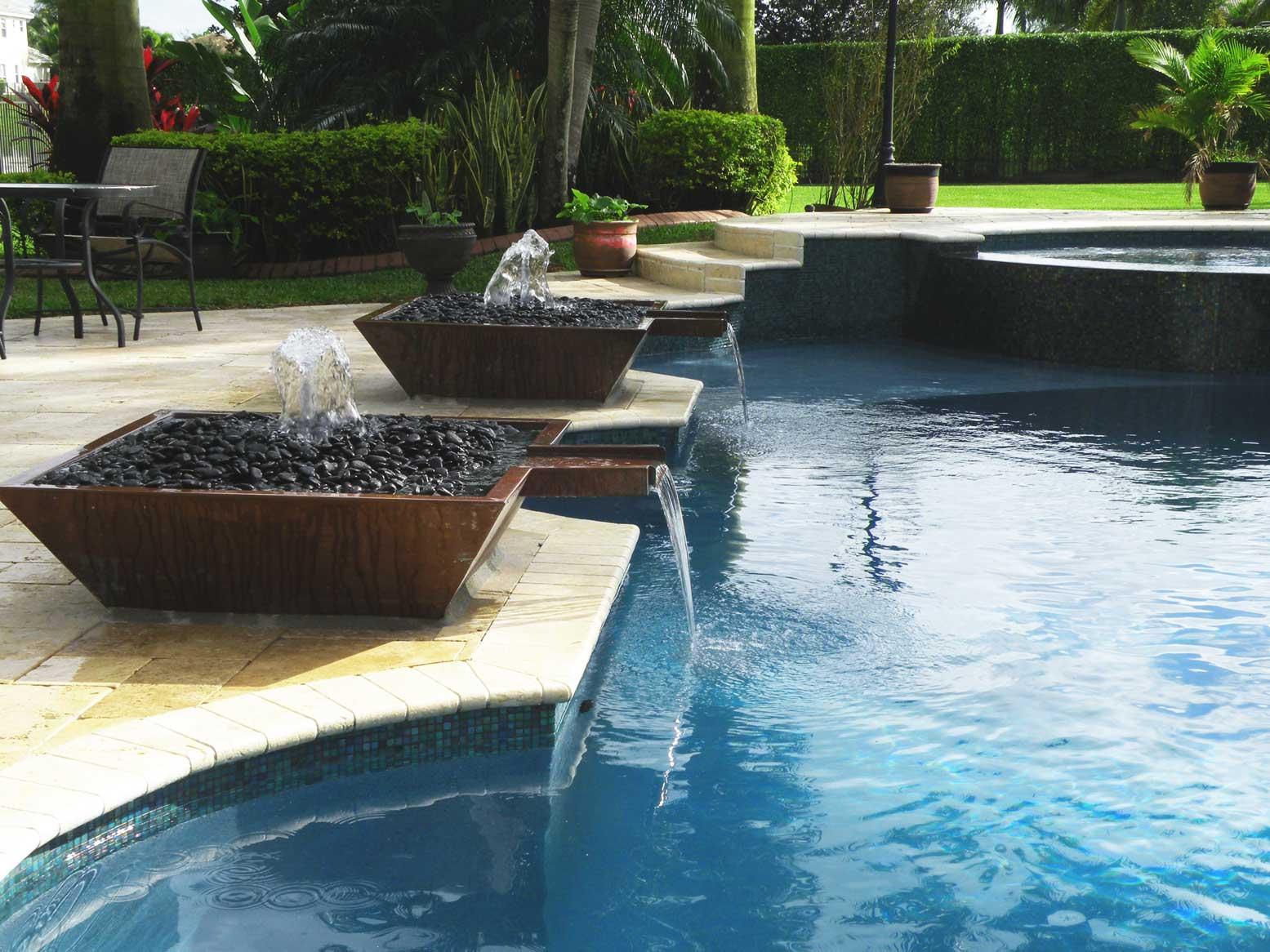 outdoor-fountain-ideas-uWeR - Design On Vine