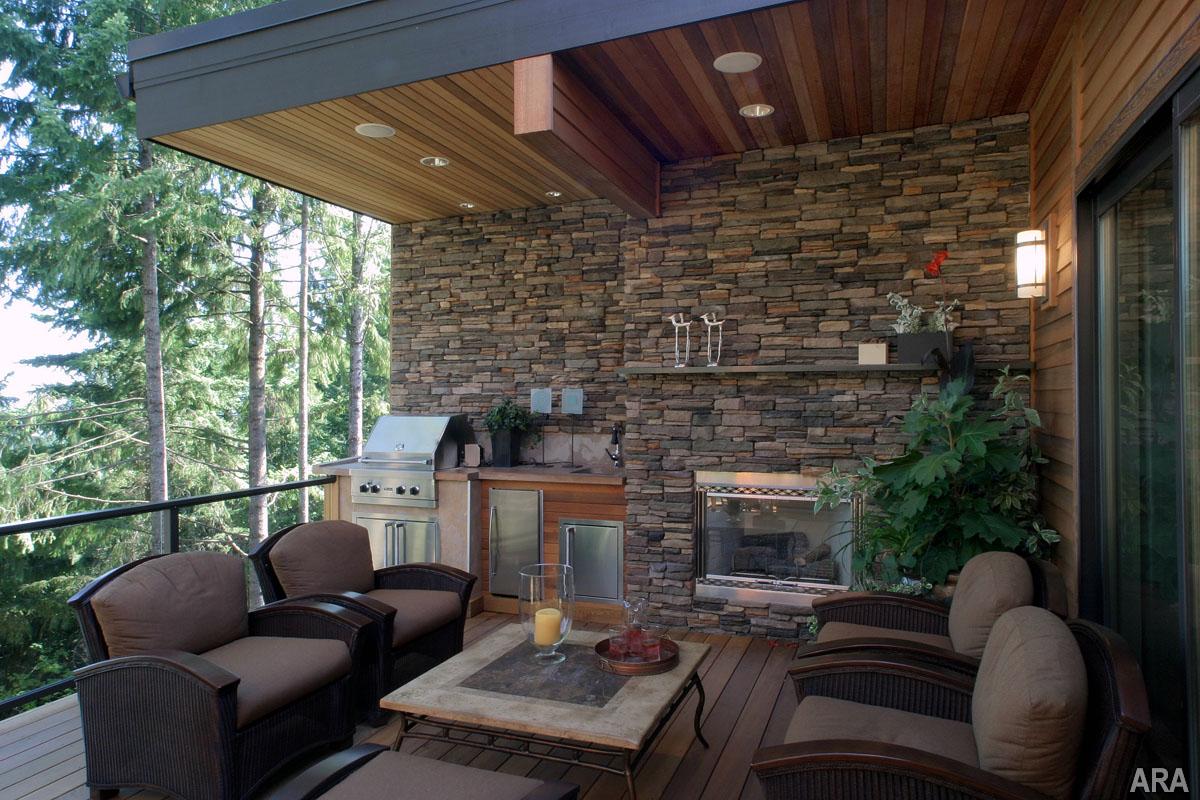 Outdoor Living Ideas Cwdu