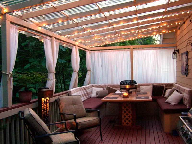 Outdoor Patio Cover Ideas SoLV