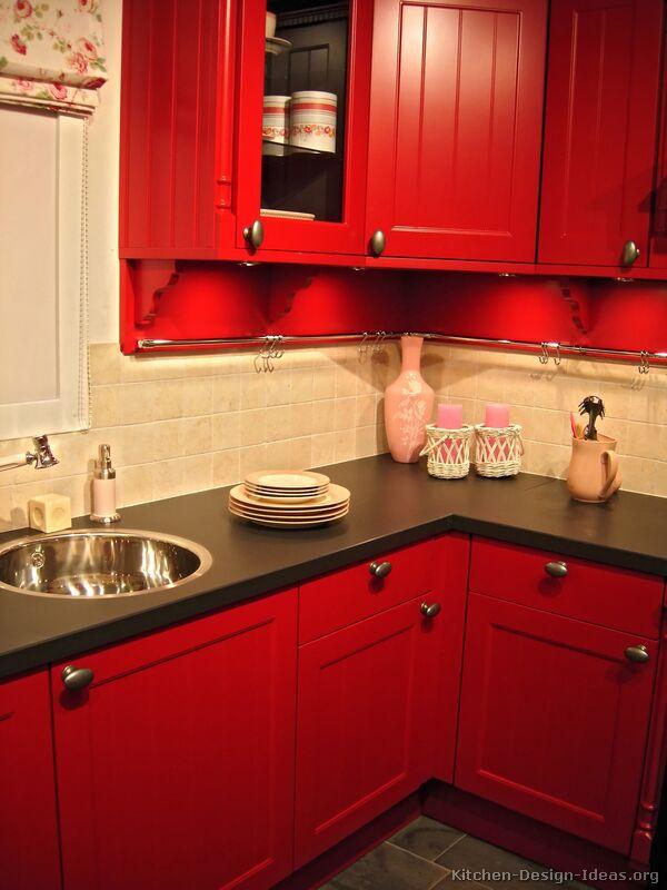 red-kitchen-decor-JZBO - Design On Vine