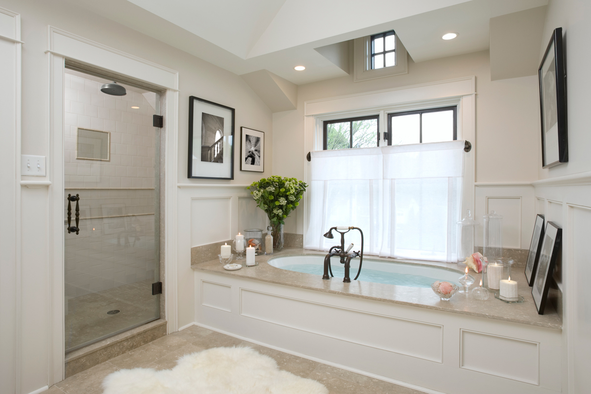 Remodeled Bathroom Ideas InOq