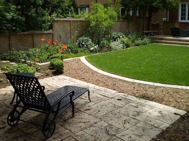 Small Square Garden Design Ideas RMnJ