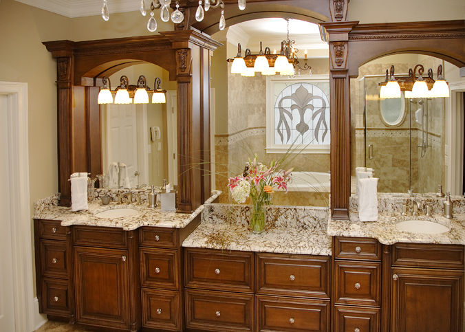 Traditional Bathroom Design Ideas Tdlj Design On Vine