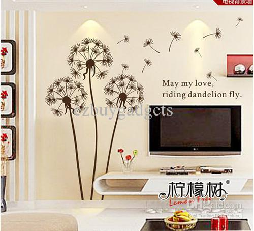 Attractive Wall Decals For Living Room JUGi