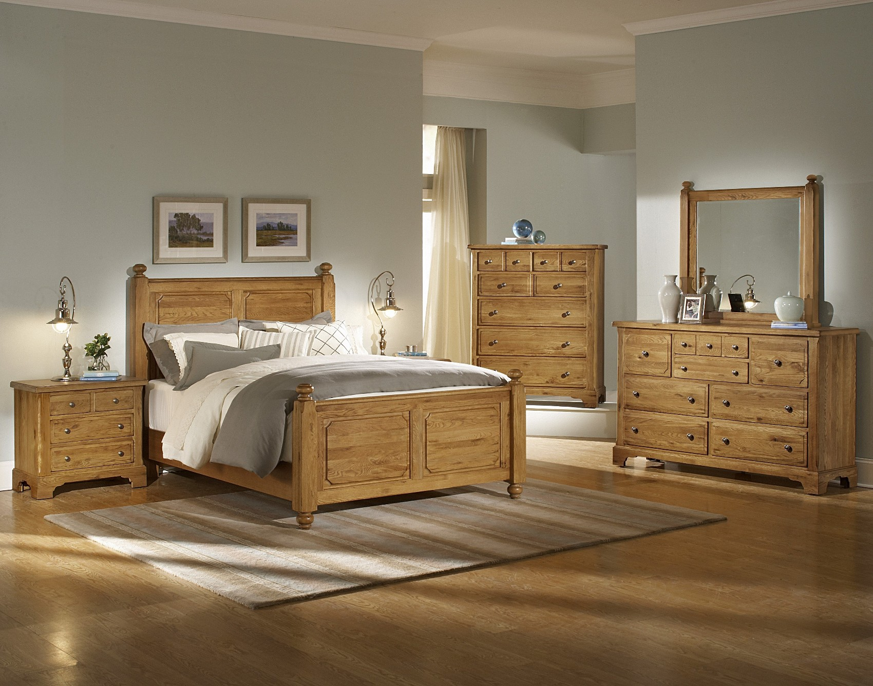 Super Picture Of Bedroom Decorating Ideas With Wood Furniture Download Free Architecture Designs Scobabritishbridgeorg