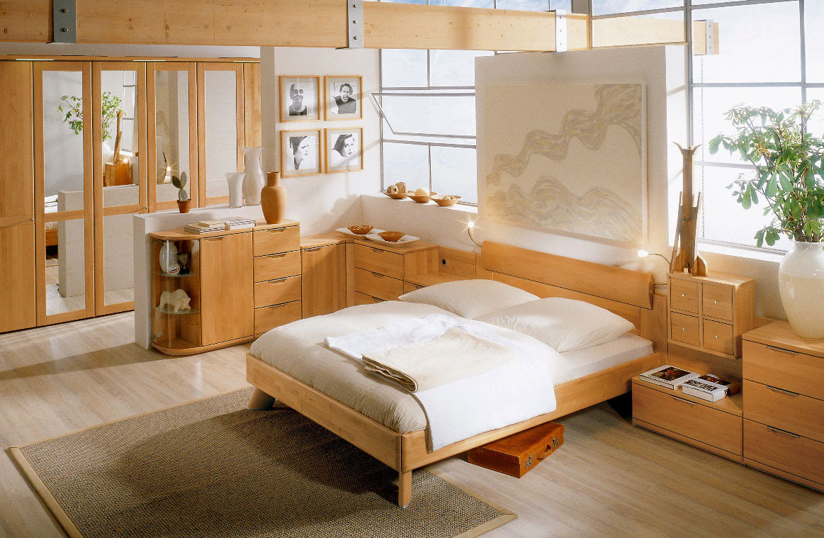 Simple and modern bedroom ideas - Design On Vine