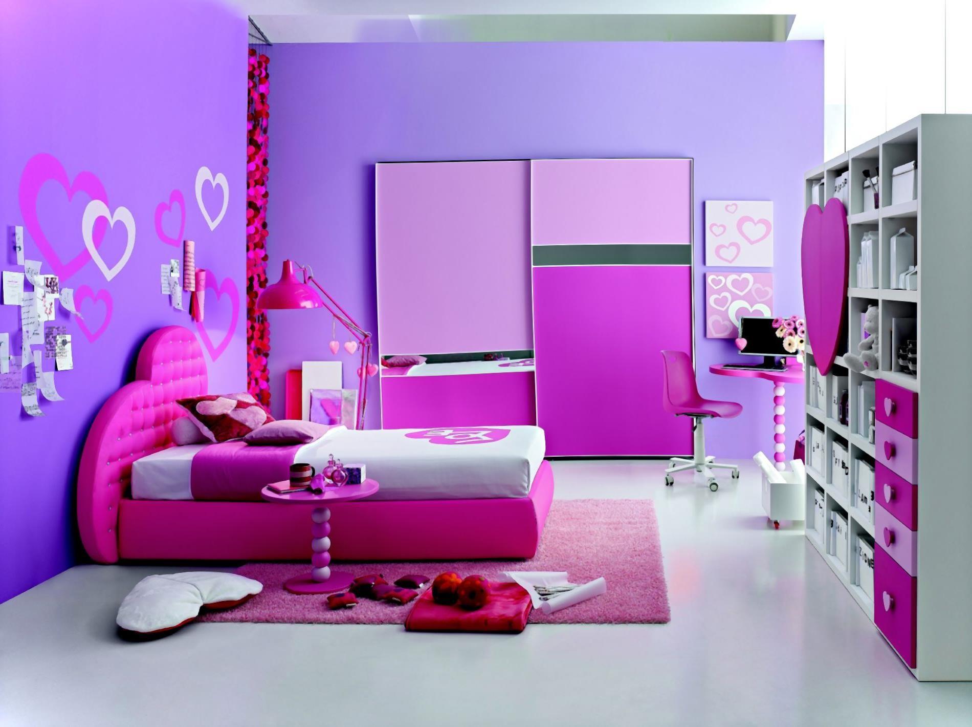 kids bedroom designs for girls - Design On Vine